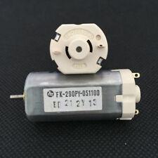 MABUCHI DC 12-36V 24V Motor FK- 290PY-051000 1600RPM Small 290 DC motor