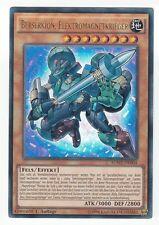 YU-GI-OH Berserkion Elektromagnetkrieger Ultra Rare SDMY-DE004 NEU!