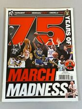 New listing Ultimate Sports College Basketball Magazine 2015 75 March Madness Michael Jordan