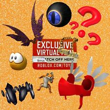 Roblox SERIES 6 Virtual CHASER CODE Mystery Box Figure Toy~Chance for RED VALK!