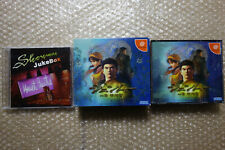 """Shenmue Limited Edition """"Good Condition"""" Sega Dreamcast Japan Video Game"""