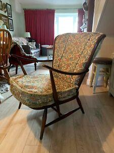 Ercol Easy Chair 477 with original cushions