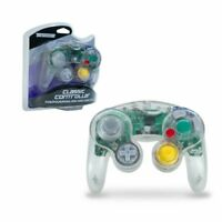 Teknogame Wired Controller GamePad For Nintendo GameCube (GCN) Clear