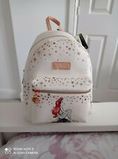 More details for disney loungefly mermaid  backpack new