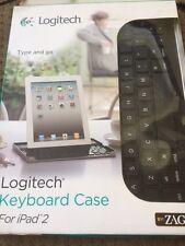 Logitech  Keyboard Cover Black for iPad 2