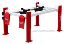 Workshop Hoist - 4 Post Summit Racing Equipment 1 18 Scale by Greenlight 13549
