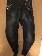 Men's  G star jeans 3301 Tapered 30W 32L