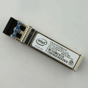 Intel E10GSFPLR FTLX1471D3BCV-IT FTLX1471D3BCVI31 E65689-001 Ethernet SFP+