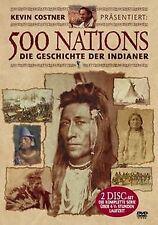 500 Nations - Die Geschichte der Indianer (2 DVDs) von Ja... | DVD | Zustand gut