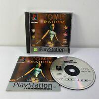 Tomb Raider Platinum Edition Playstation 1 (PS1)