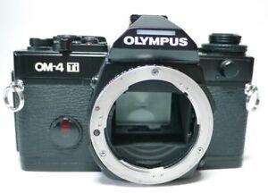 Olympus OM-4 Ti Gehäuse / Body   An-Verkauf!   ff-shop24