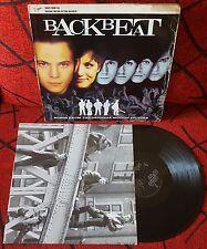 THE BACKBEAT BAND **Soundtrack** ORIGINAL 1994 UK LP w/ INSERT *** READ ***