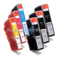 6+ PK 564 564XL New Ink Cartridge for HP PhotoSmart 7525 B210 C310 C410 C6340