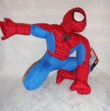 "Marvel Comics Spiderman Kellytoy Super Hero 11"" Plush Soft Toy Stuffed Animal"
