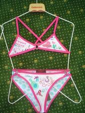 CATIMINI Bikini, fond blanc taille gr.8-12a