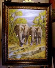 AFRICAN ELEPHANTSby Richard R. Nervig