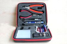 Vape Tool Portable Micro Coil Kit Screwdriver Set Case For E-C igarette Vaping