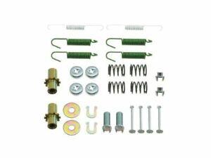 For 2001-2002 Subaru Outback Parking Brake Hardware Kit Rear Dorman 49796DW
