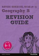 REVISE Edexcel GCSE (9-1) Geography B Revision Guide (Revise Edexcel... NEW BOOK