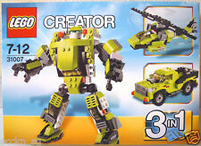 LEGO CREATOR 31007 Power Mech