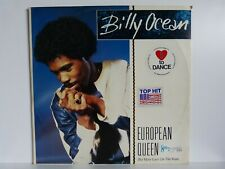 """Billy Ocean – Vinyl 12"""" Maxi – European Queen"""