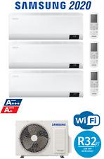 SAMSUNG CONDIZIONATORE CEBU WIFI TRIAL SPLIT 7000+9000+12000 7+9+12 BTU R32 A+++