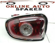 Mini Hatch Cooper R56 3Dr Tail Light Right Rear With White Indicator Offside