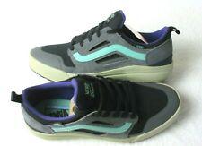 Vans Mens Ultrarange 3D Skate shoes Pewter Grey Eucalyptus Green Size 11.5 NWT