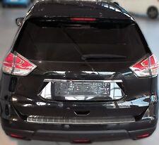 Si Adatta Nissan NP300//D23 2016Up PARAURTI POSTERIORE CROMATO PROTETTORE Scratch Guard S Acciaio