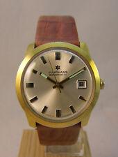 Elegante Armbanduhr Herrenuhr Junghans mechanisch automatic vintage ***