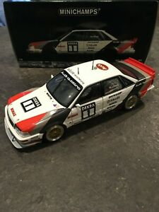Audi DTM #1 V8 H. J. Stuck MINICHAMPS 1:18