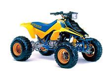 SUZUKI LT250R QuadRacer ATV Service & Parts Manual CD