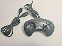 Sega Mega Fire 3 Button Turbo Controller 1657 for Sega Genesis + Extension Cord