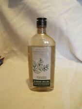 """Bath & Body Works (New) Aromatherapy """"Stress Relief"""" Body Wash And Foam Bath"""