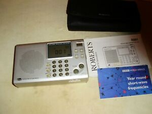 roberts r881 multiband radio  working order