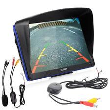 "XGODY 7"" Bluetooth GPS Navegador por Satélite+Wireless Cámara de marcha atrás 8G"