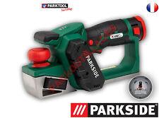 PARKSIDE® Rabot sans fil PHA 12 A1, 12 V,  X12VTEAM