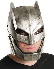 BATMAN V Superman Batman Da Uomo Maschera, Maschera Viso CORAZZATI 1/2