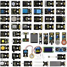 Keyestudio 48 In 1 Electronics Components Sensor Modules Starter Kit For Arduino