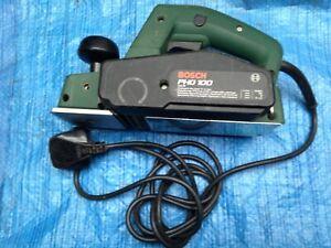 Bosch PHO 100 electric hand held planer