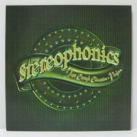STEREOPHONICS - JUST ENOUGH EDUCATION TO PERFORM LP 2001 UK ORIG OASIS TRAVIS
