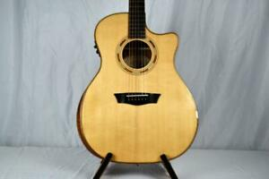 WASHBURN WCG20SCE-0 COMFORT SERIES ACOUSTIC ELECTRIC,  Int'l Buyer Welcome