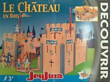 Jeujura - Le Château en Bois