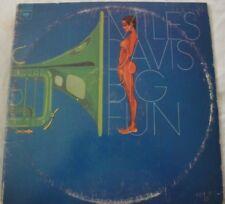 MILES DAVIS BIG FUN 2X VINYL LP ALBUM 1974 COLUMBIA RECORDS GREAT EXPECTATIONS