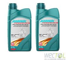 2x1 Liter Addinol Pole Position SAE 10W-50 4 Takt Motorenöl Motorradöl