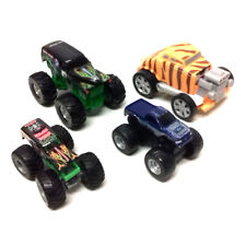 "Nice Selection of Hot Wheels Monster truck die cast cars set, approx 5"" long up"