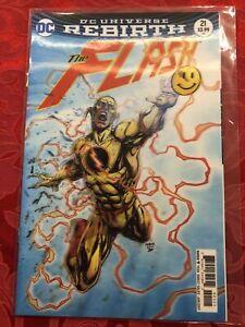 Flash 21 and 22 (DC Rebirth)