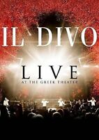 Il Divo - Live at the Greek Theatre (DVD, 2006) - Disc Only