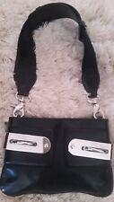 Chloe Small Shoulder Bag Black 100% Authentic Purse handbag soft leather $1600