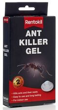 2 x Bait Stations Ant Killer Gel Kills Ants & Nests For Indoor Use Pest Control